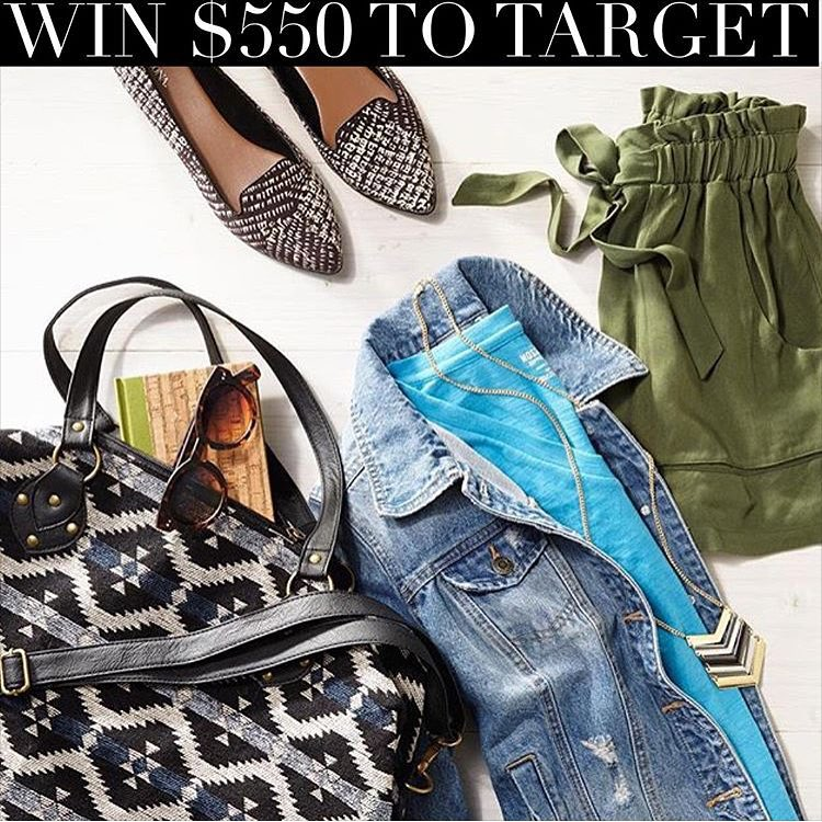 NEXT tiffanyish Who wants a Target shopping spree? One luckyhellip